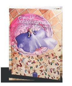 Boek De schoenenprinses