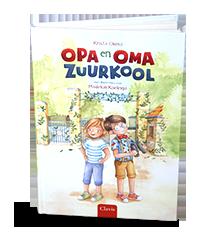 Boek Opa en oma zuurkool