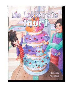 Boek De lekkerste taart